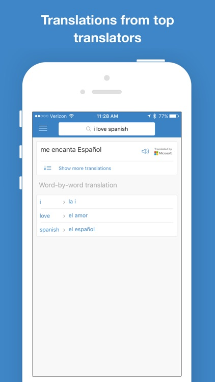 Spanishdict English To Spanish Translation Dictionary ... - photo#9