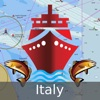i-Boating:Italy Marine/Nautical Charts&fishing Map
