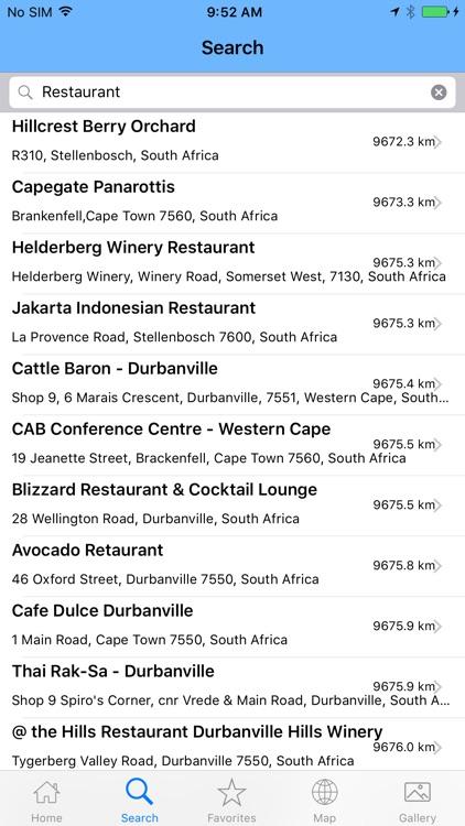 Cape Town Guide - Totally Offline screenshot-4