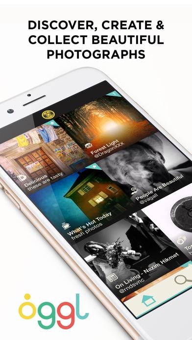 Oggl app image