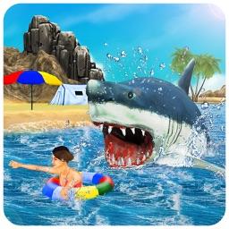 Killer Shark Attack Simulator – A Hungry Sea Beast