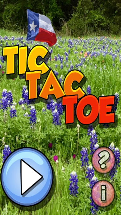 Texas Tic-Tac-Toe (2-Player) screenshot 1