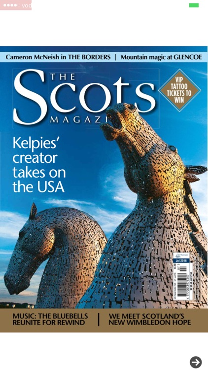 The Scots Magazine screenshot-0