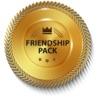 Friendship Sticker Pack Reviews