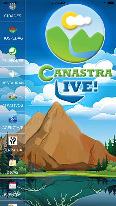 点击获取Canastra Live