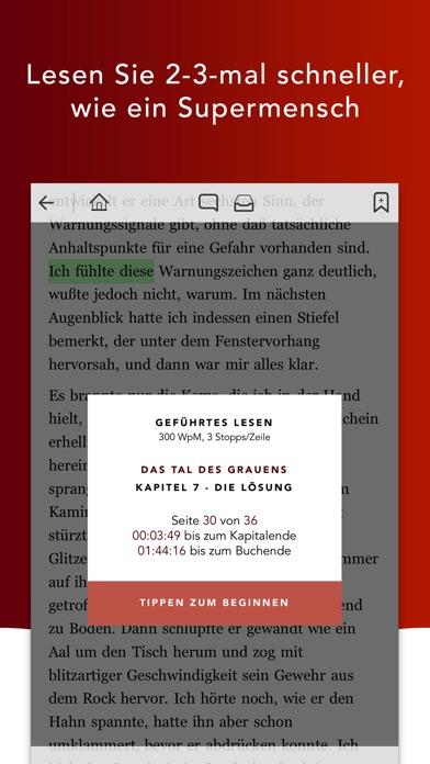 QuickReader Deutsche Скриншоты4