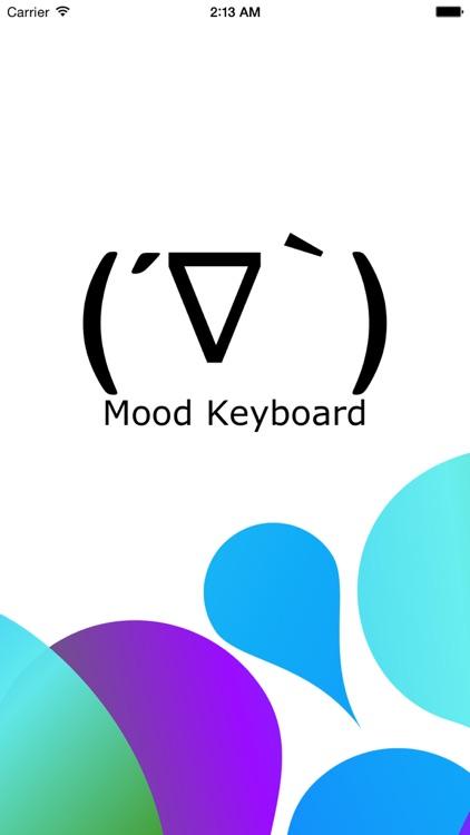 Mood Keyboard