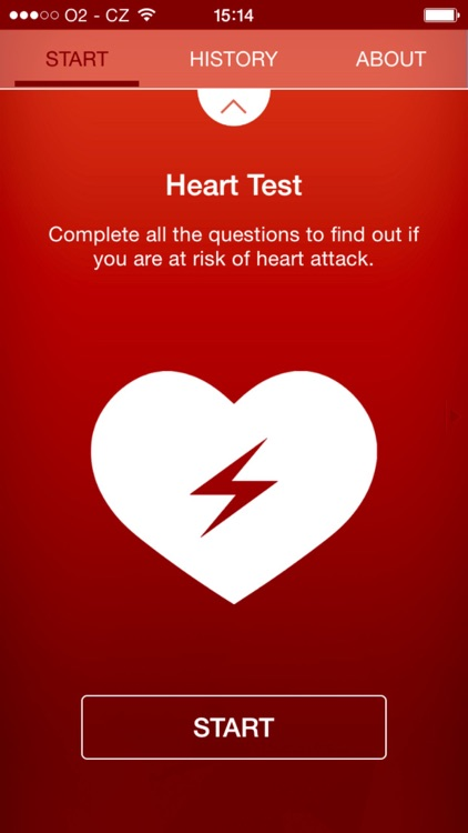 Heart Test - risk calculator of heart attack screenshot-3