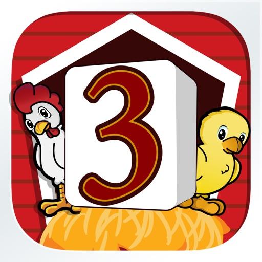 Barnyard Mahjong 3 Free icon
