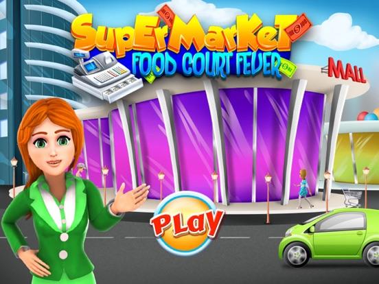 Supermarket Food Court Feverのおすすめ画像1