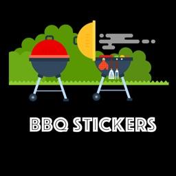 BBQ Sticker_Pack