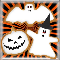 Spooky Cookie Maker Halloween Games for Girl & Kid