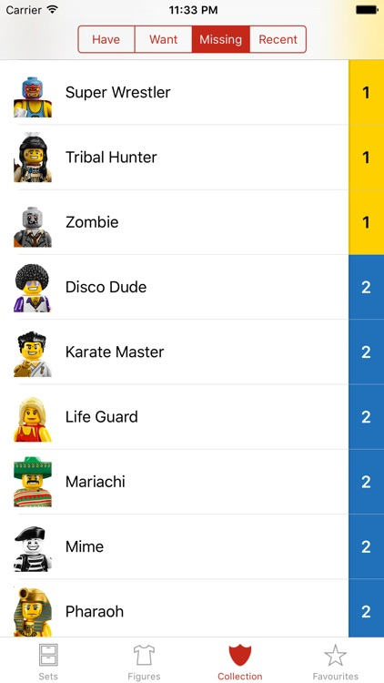 Minifig Collector screenshot-3