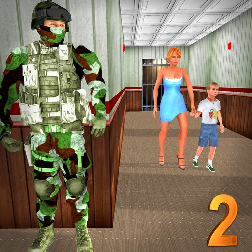Modern Action Commando FPS 2