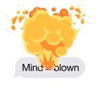 Exploding Stickers icon