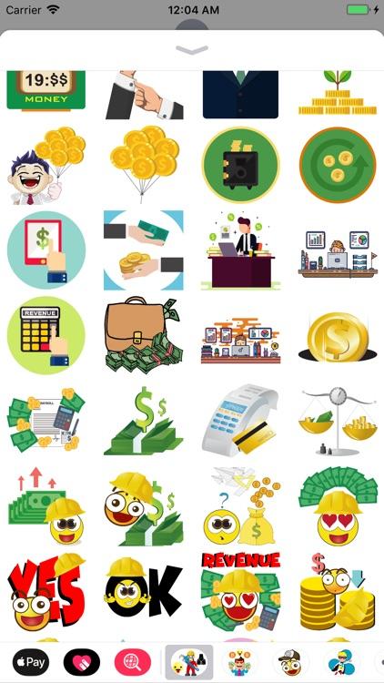 Oilfield Moji-Oilpatch Emoji screenshot-3