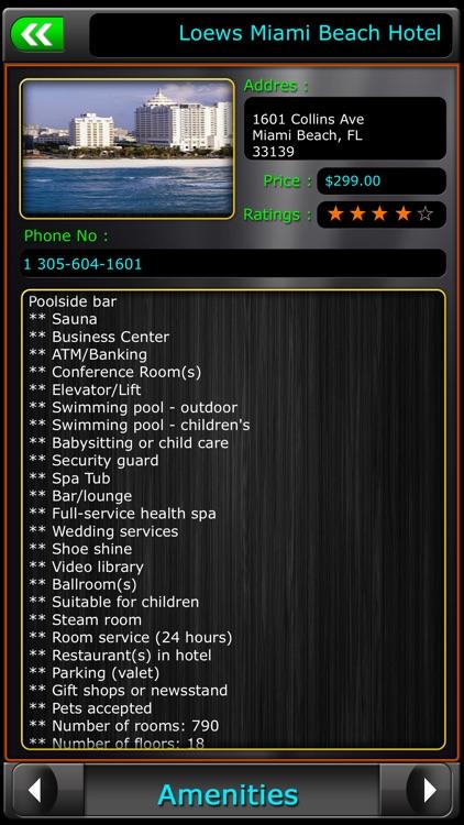 Miami Offline Map Travel Guide screenshot-3