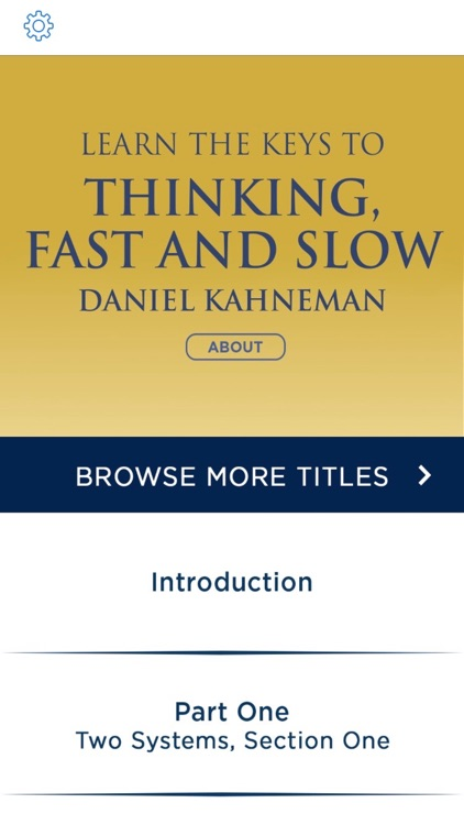 Thinking, Fast and Slow by Daniel Kahneman Meditations Audiobook
