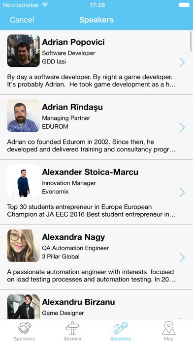 Codecamp screenshot four
