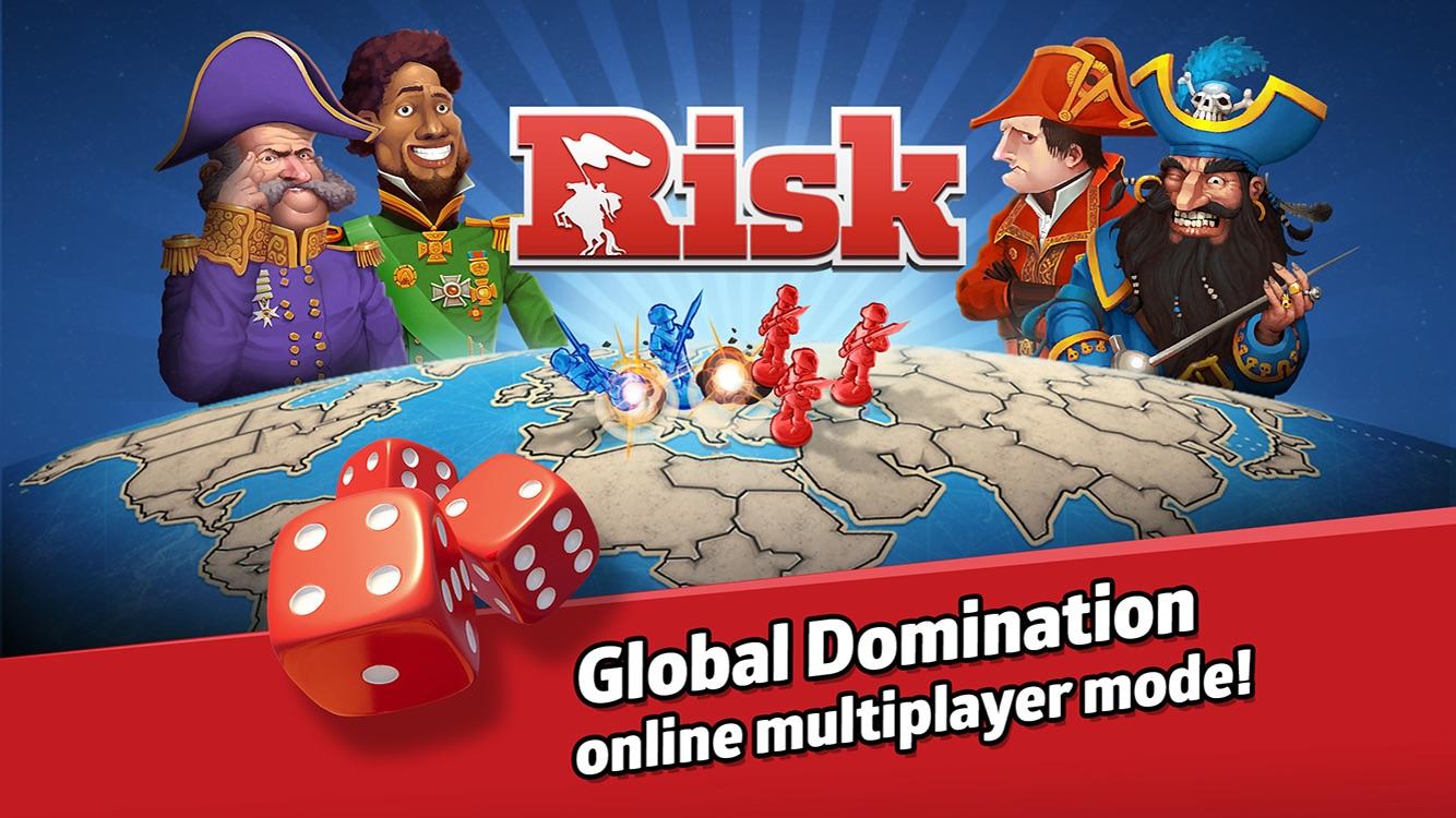 Online risk world domination