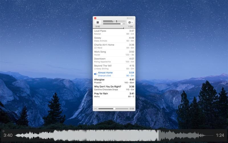 Embrace скриншот программы 1