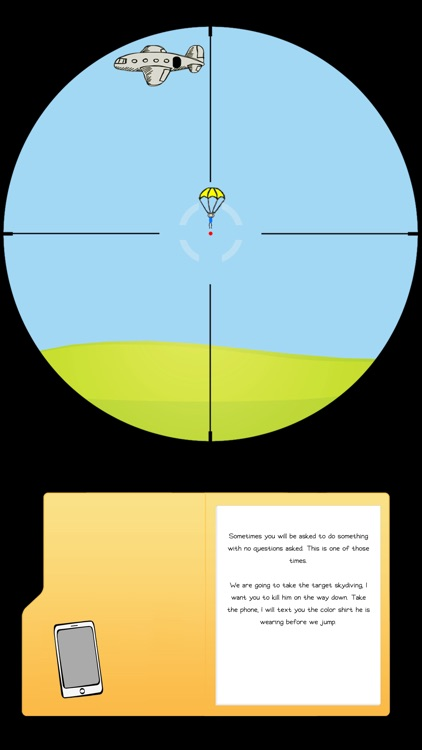 Doodle Sniper: Shooting Game screenshot-3