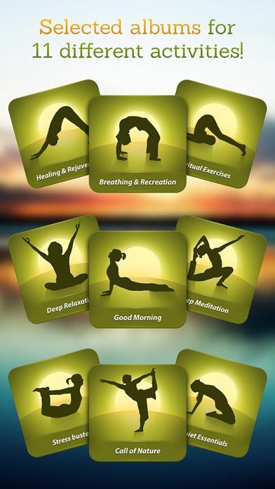 Yoga Music screenshot three