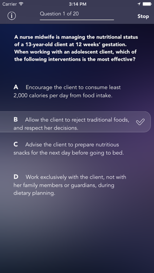 Certified Nurse-Midwife (CNM) Test Prep on the App Store