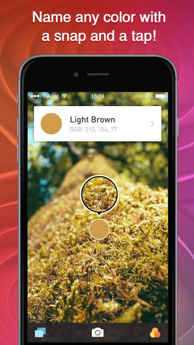 Color Name AR Pro Screenshots