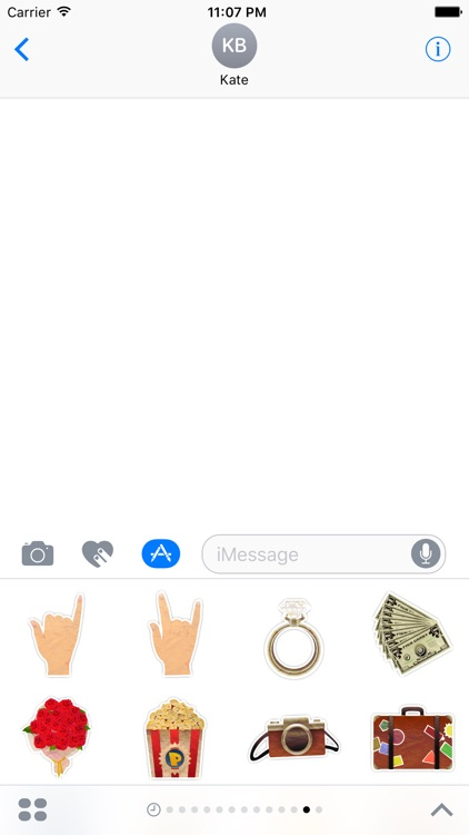 Everyday Stuff Emojis Stickers