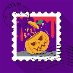 Halloween Cards Designer