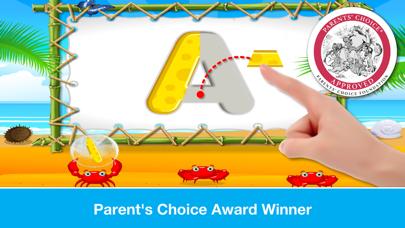 Alphabet Aquarium, ABCs Learning, Letter Games A-Z screenshot one
