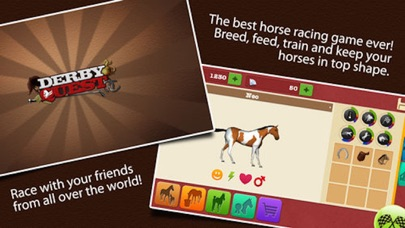Derby Quest Horse Racing Gameのおすすめ画像5