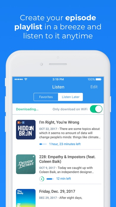 download The Podcast App apps 3