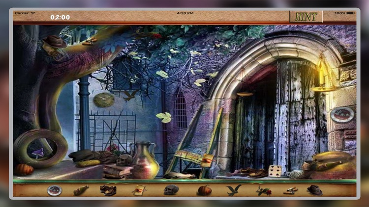 Hidden Object The Cursed House screenshot-3