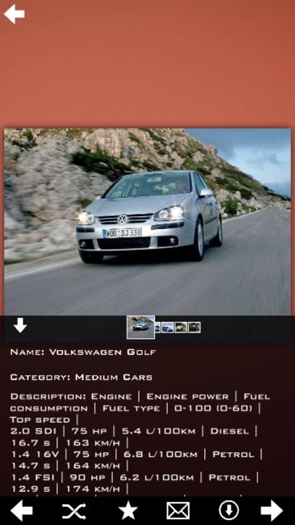 Medium Cars Guide