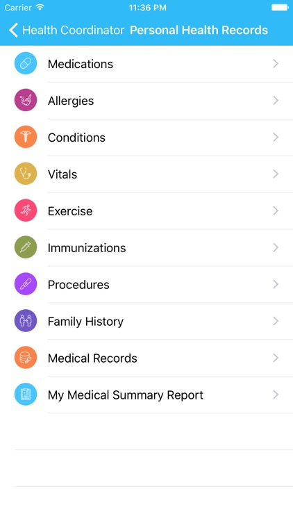 IBM HealthCoordinator screenshot-3