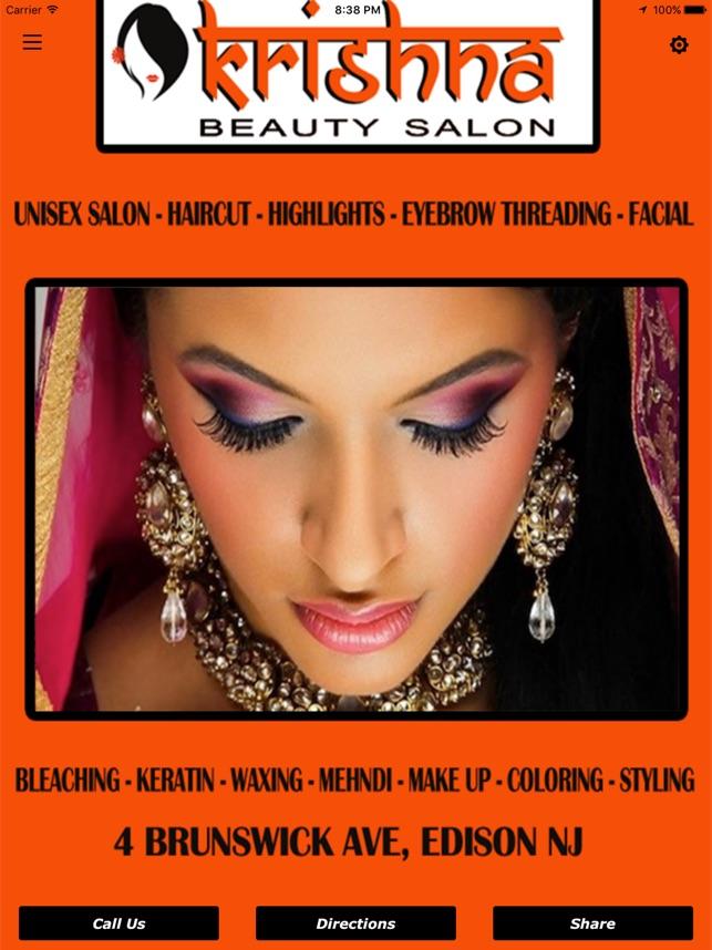 Krishna Beauty Salon On The App Store