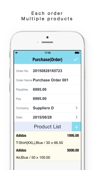 Daily Sales Tracker-Sales Items,Storage, Inventory App Data ...