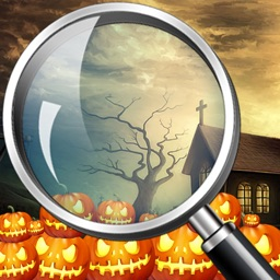Halloween Day Hidden object