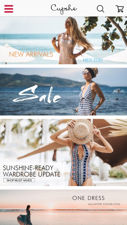 Cupshe - Swimsuit Fashion Shop