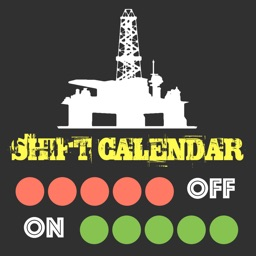 Shift Calendar for Oilfield