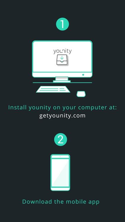 younity - Home Media Server