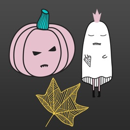 KitschArmy – Halloween special sticker by RinOhara