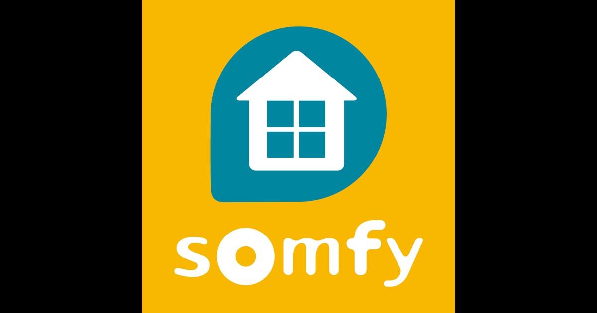 tahoma by somfy im app store. Black Bedroom Furniture Sets. Home Design Ideas