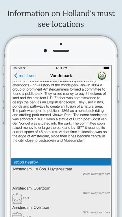 Holland Public Transport screenshot-3