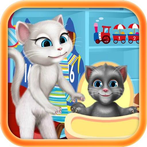 小汤姆宝宝找玩具:培养宝宝观察力