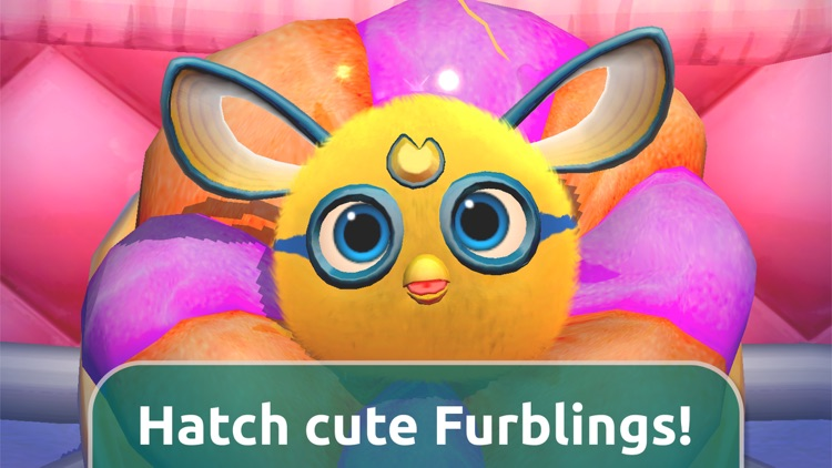 FURBY CONNECT World screenshot-0