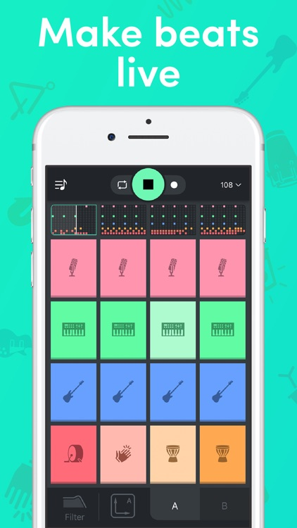 Beat Snap - Beat Maker Live