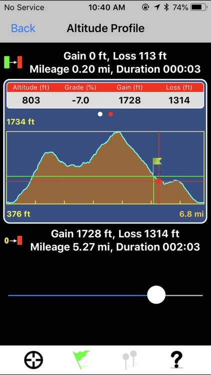 GPS Hiker screenshot-3